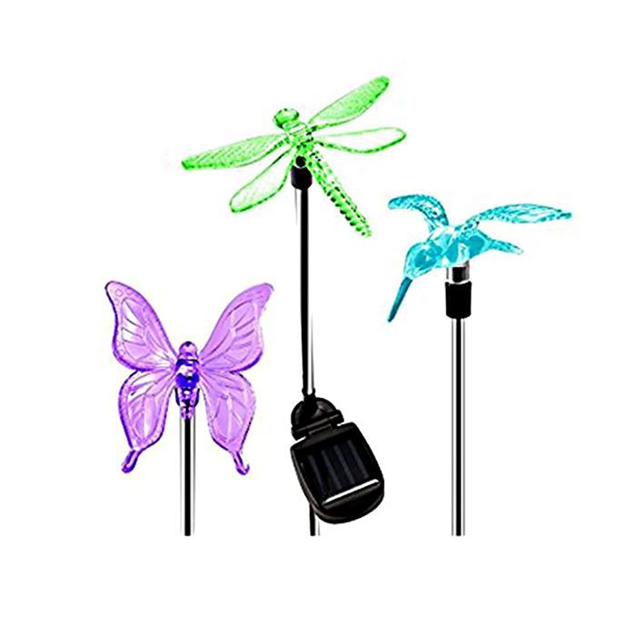 Solar Insect Stick Light